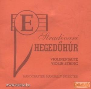 Stradivari hegedűhúr E