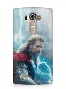 Thor mintás LG K8 tok hátlap