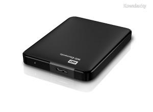 Western Digital 1TB 2,5 Elements Black USB 3.0 WDBUZG0010BBK-EESN