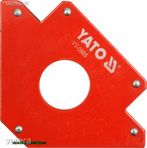 YATO 0865 Hegesztő sablon 122x190x25mm YT-0865
