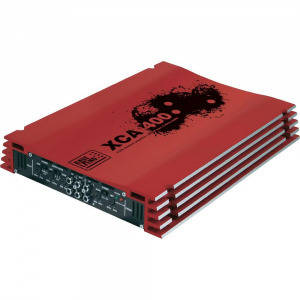 Raveland 11862c4 4 csatornás, 10 - 50 000 Hz, 4 ?, 4 x 120 W, Piros, 4 x 300 W