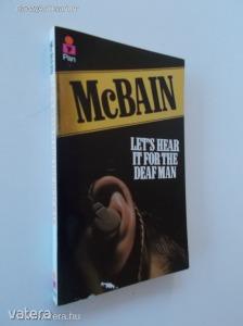 Ed McBain: Lets hear it for the Deaf Man (*86)