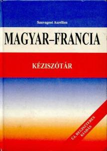 Magyar-Francia kéziszótár (regiszteres kiadás)
