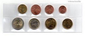 Málta EURO forgalmi sor 2008