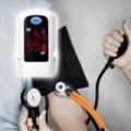 Ujjra csíptethető pulzusmérő