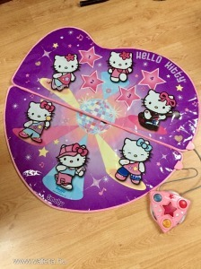 Hello Kitty táncszőnyeg - Smoby