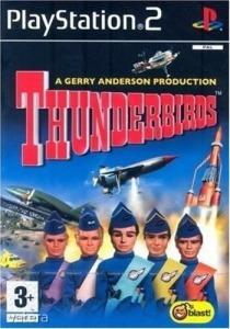 PS2  Játék Thunderbirds