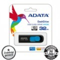 32GB ADATA UV 128 USB 3.0 PENDRIVE BLUE