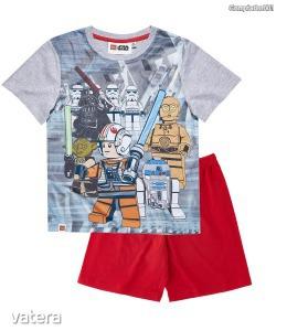 Lego star wars rövid pizsama (104,116,128,140)