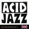 Acid Jazz CD Új!