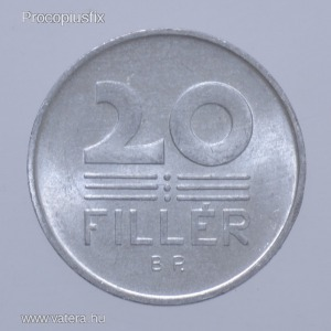 1964  20 Fillér  UNC  -PF299 - 1200 Ft - (meghosszabbítva: 2700403646) - Vatera.hu Kép