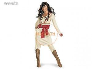 Perzsia hercege Tamina hercegnő S-es felnőtt jelmez E31 1092
