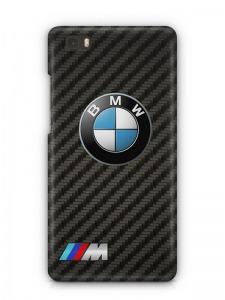 BMW mintás Huawei P8 tok hátlap