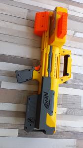 Nerf N-Strike Deploy CS-6 fegyver (C438.) + ajándék