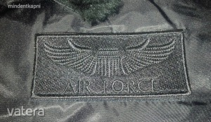 Rangjelzés CWU dzsekihez Air Force