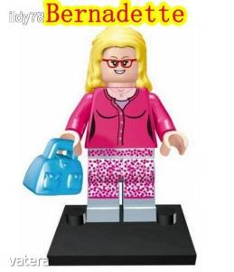 The Big Bang Theory (Agymenők) Bernadette figura