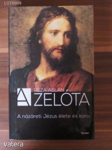 Reza Aslan: A zelóta - 1500 Ft Kép