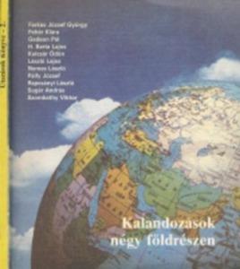 Utazások könyve 2. - Kalandozások négy földrészen
