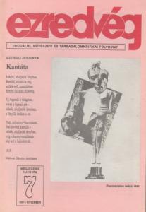 Ezredvég 1991. november