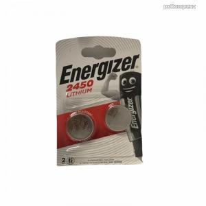 Energizer 2450 Lithium 3V gombelem 2 db-os