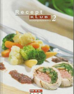 Recept klub 2. Receptgyűjtemény