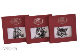 L35 Textilzsebkendő 1 db, cica
