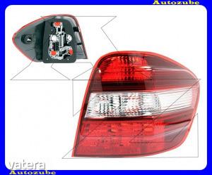 MERCEDES  ML  W164  2009.01-2011.07  Hátsó  lámpa  jobb,  piros/fehér  (foglalat  nélkül)  /RENDE...