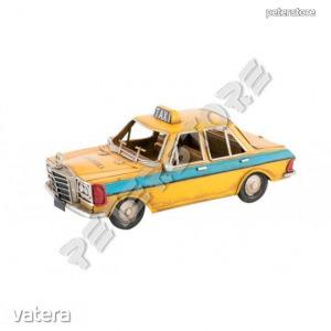 Fém modell, makett - Taxi