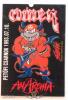 OMEN - ANARCHIA. PECSA. 1993.07.10.. Stage pass.