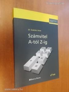 dr. Szakács Imre: Számvitel A-tól Z-ig (*67)