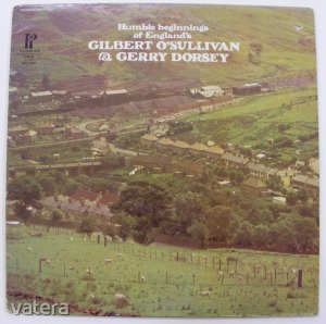 Humble Beginnings Of England's Gilbert O'Sullivan & Gerry Dorsey (VG+/VG, USA) easy...
