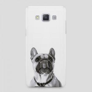 francia bulldog mintás Samsung Galaxy J3 2016 tok hátlap d200fce8e8