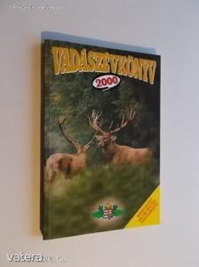 Vadászévkönyv 2000 (*KYU) - Vatera.hu Kép