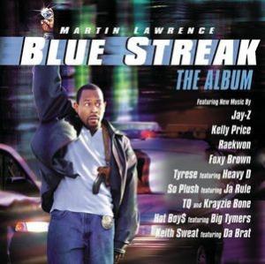 FILMZENE - Blue Streak CD