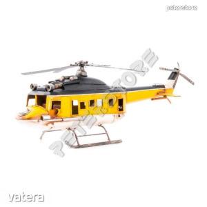 Fém modell, makett - Helikopter