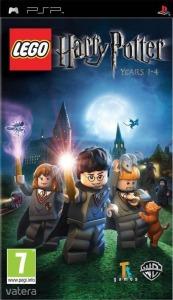 PSP Játék LEGO Harry Potter Years 1-4 - The video game