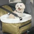 Kutya biztonsági autós ülés