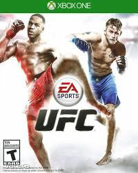 XBOX One Játék UFC
