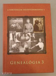 Kollega Tarsoly - Kovács - Vitek (szerk.): Genealógia 3., v5022