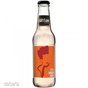 Artisan Fiery Ginger Beer 200ml glutén mentes (gyömbérsör)