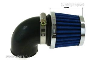 Kartergáz szűrő  SIMOTA 90fokos 35mm JS-8243-5