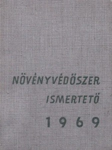Növényvédőszer ismertető 1969.