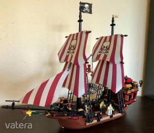 LEGO 6243: Brickbeards Bounty - Újszerű - Egyedi Fedélzettel