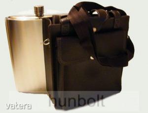 Flaska műbőr tokban 3800ml