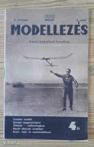 Modellezés folyóirat 1960 / II. évfolyam 5. szám (*79)