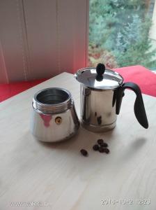 G.A.T. kotyogós indukciós kávéfőző, 4 személyes, bármely főzőlappal kompatibilis