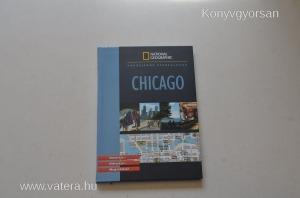 National Geographic - Világjárók zsebkalauza: Chicago (*79)