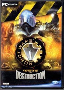 PC  Játék Robot Wars - Arenas of Destruction