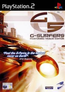 PS2  Játék G - Surfers Featuring Trackman - A