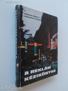 Ravasz Károly - Kaminski György: A reklám kézikönyve (*84)
